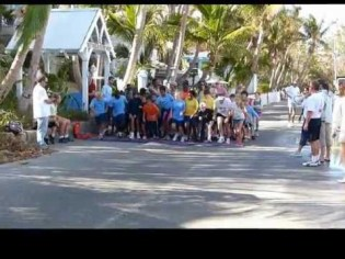 Video thumbnail for youtube video 2012 Hopetown Turtle Trot Fun Run Video and Pictures