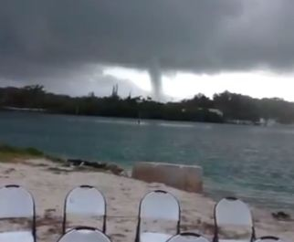 Green Turtle Cay Tornado