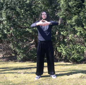TAI CHI FOR WELLNESS trial