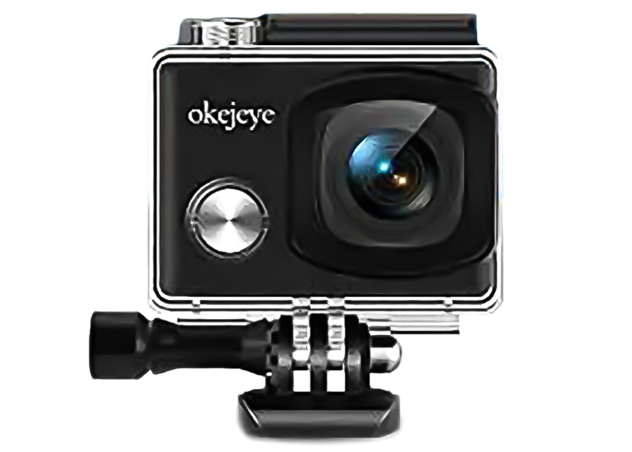 Read more about the article Okejeye 4K OK800: Action Camera Review