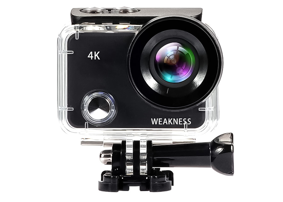 Read more about the article WEAKNESS 4K: Action Camera Review