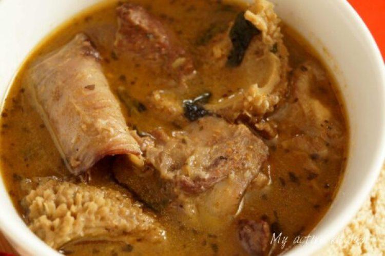 nigerian pepper soup recipe