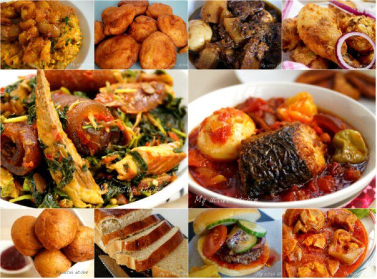 nigerian food menu