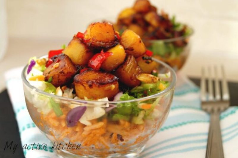 nigerian plain recipe