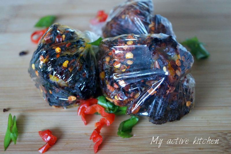 Nigerian recipe dodo ikire.