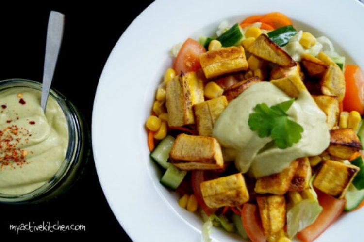 plantain-salad-recipe