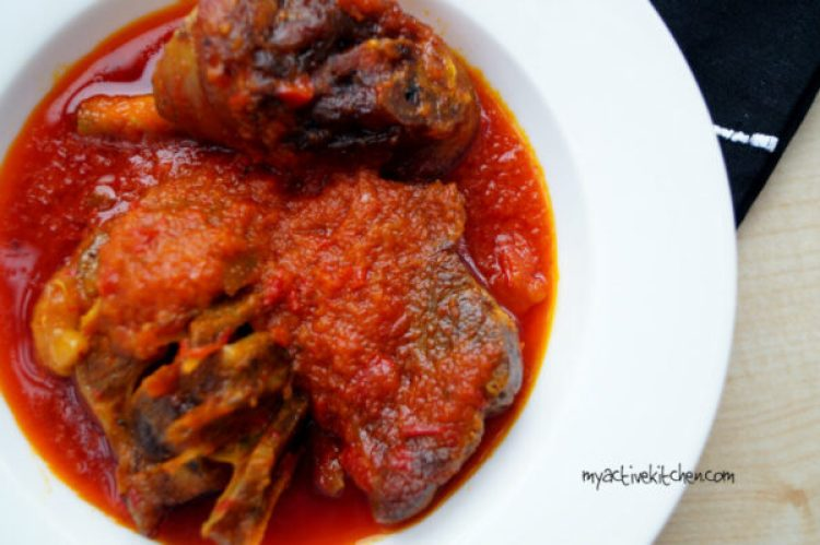 how to cook buka stew without tomatoes