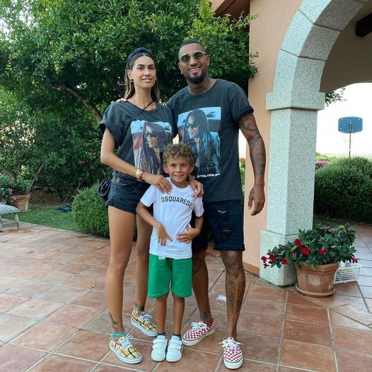 Kevin Prince Boateng Divorces Wife