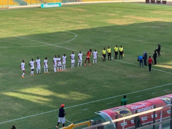 Caf Champions League: Asante Kotoko declared 2-0 winners over FC Nouadhibou