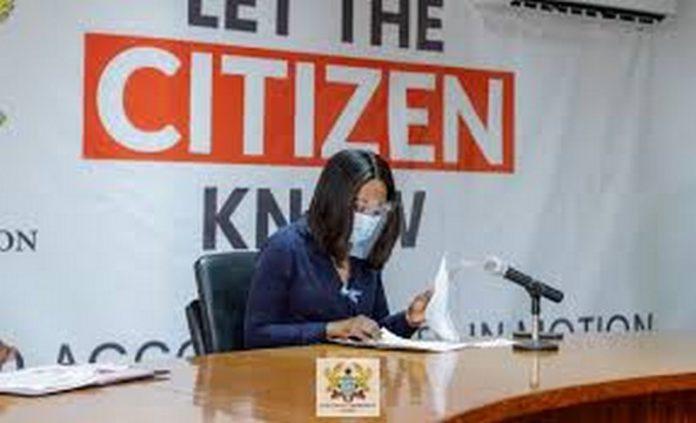 Full text: Jean Mensa briefs Ghanaians on final voters' register