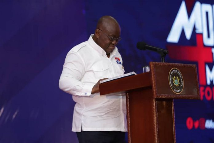 Little girl's emotional letter to Akufo-Addo over reopening of schools