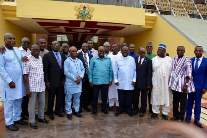 Full list of Akufo-Addo's ministerial nominees drops