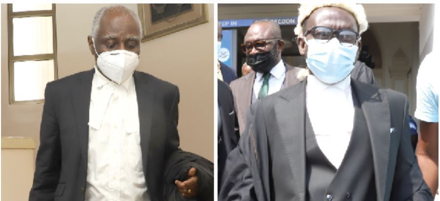 Godfred Dame floors Tsatsu Tsikata as Supreme Court votes 5-0 to vacate Amewu injunction