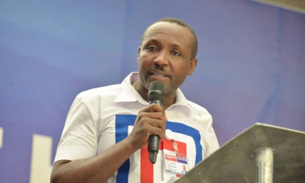 How John Boadu 'wept', begged NDC to give NPP Deputy Speakership slots exposed