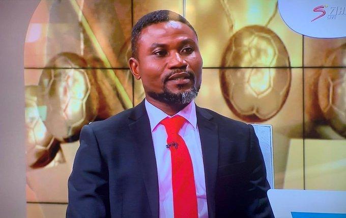 I won't rule out coaching Black Stars in future–Laryea Kingston