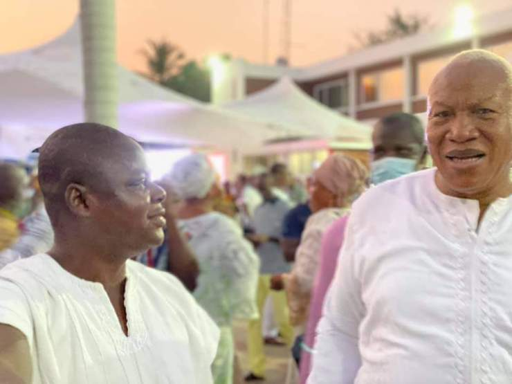 PHOTOS: John Mahama, NDC hold victory party to celebrate Bagbin's Speaker win, claim they're majority
