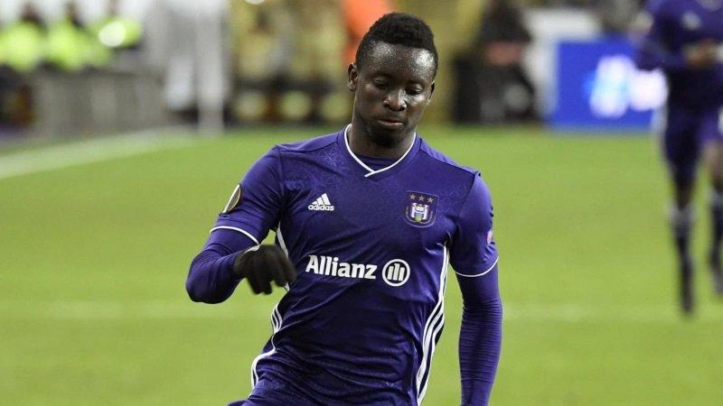 Mohammed Dauda scores first Anderlecht goal in win over Standard Liege
