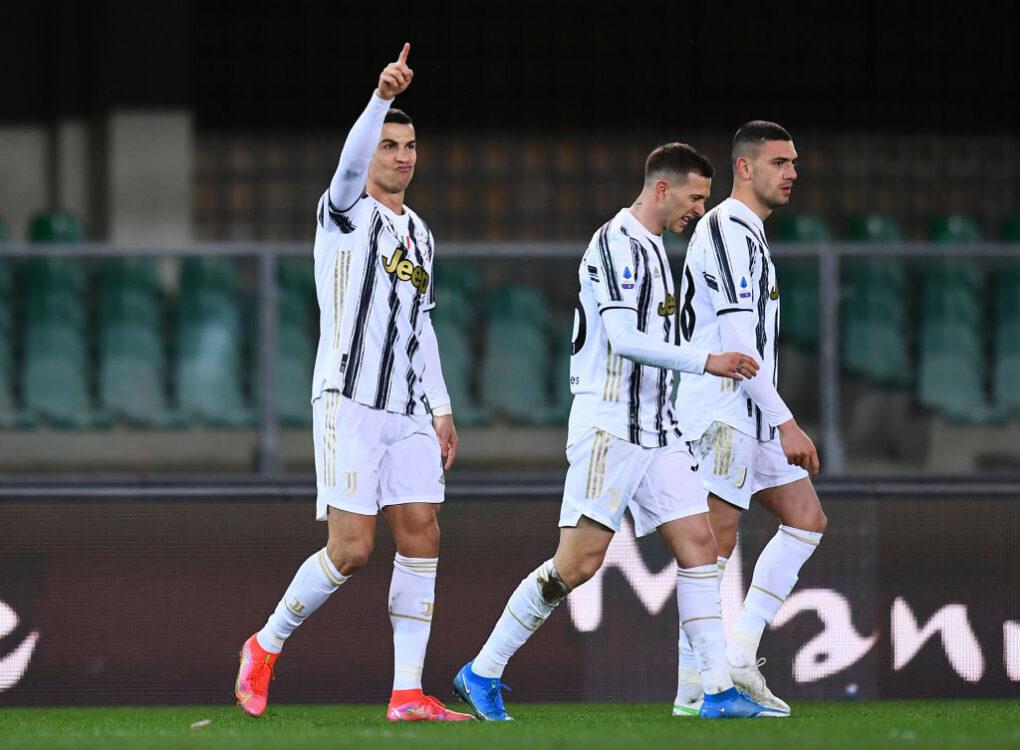 Ronaldo's Effort Not Enough As Juventus Title Defense Falters Again