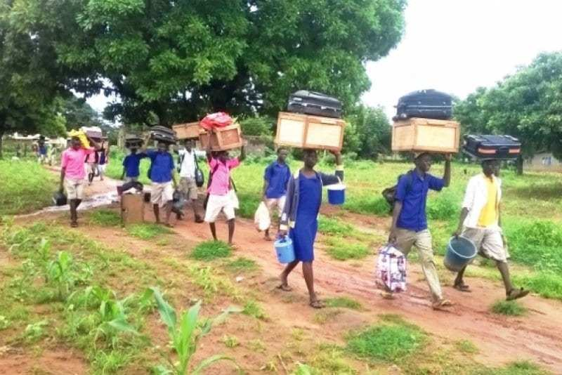 Covid-19: 80 suspected cases recorded from 14 schools in Upper East Region