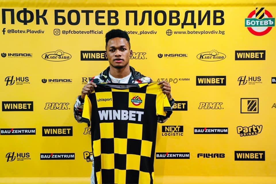 Ghana youth star Emmanuel Toku joins Bulgarian side Botev Plovdiv