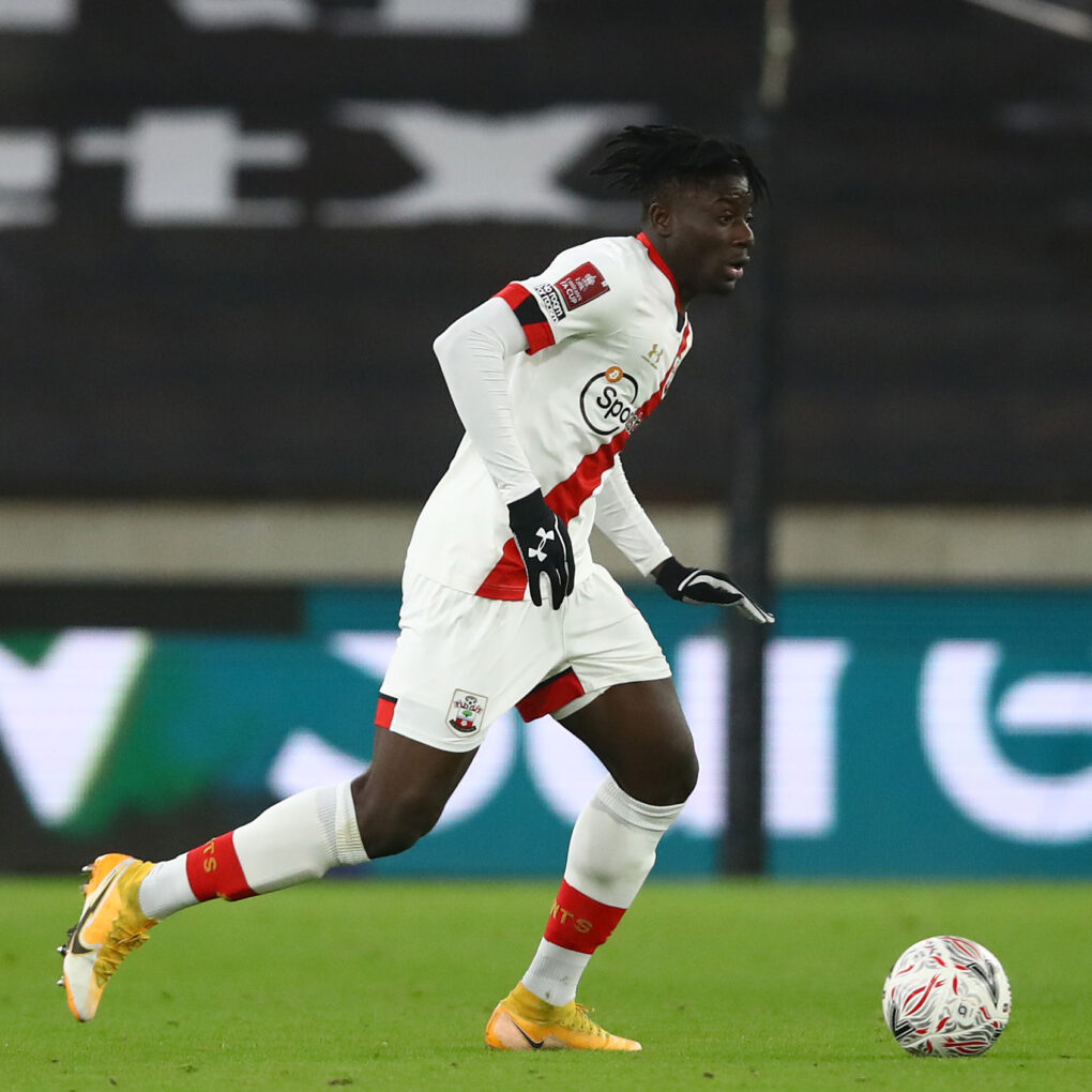 Ghana's Mohammed Salisu looking forward to the future after debut win with Southampton