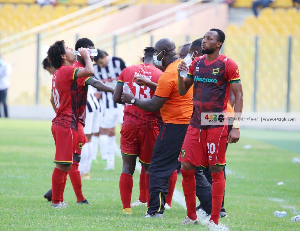 Kotoko leave for Algeria on Friday ahead of ES Setif clash