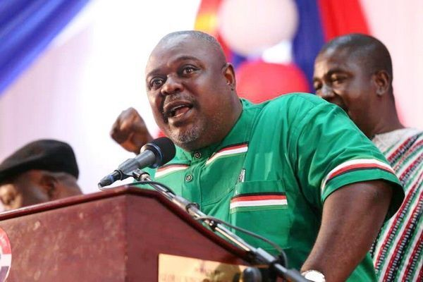 NDC thought removing E.T Mensah as MP will finish him, they didn't know God had a plan – Koku Anyidoho