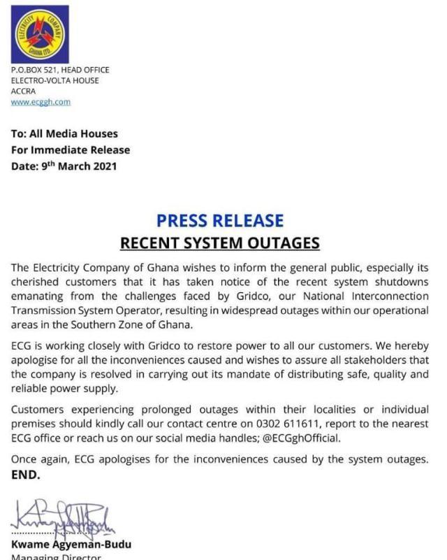 ECG-Statement