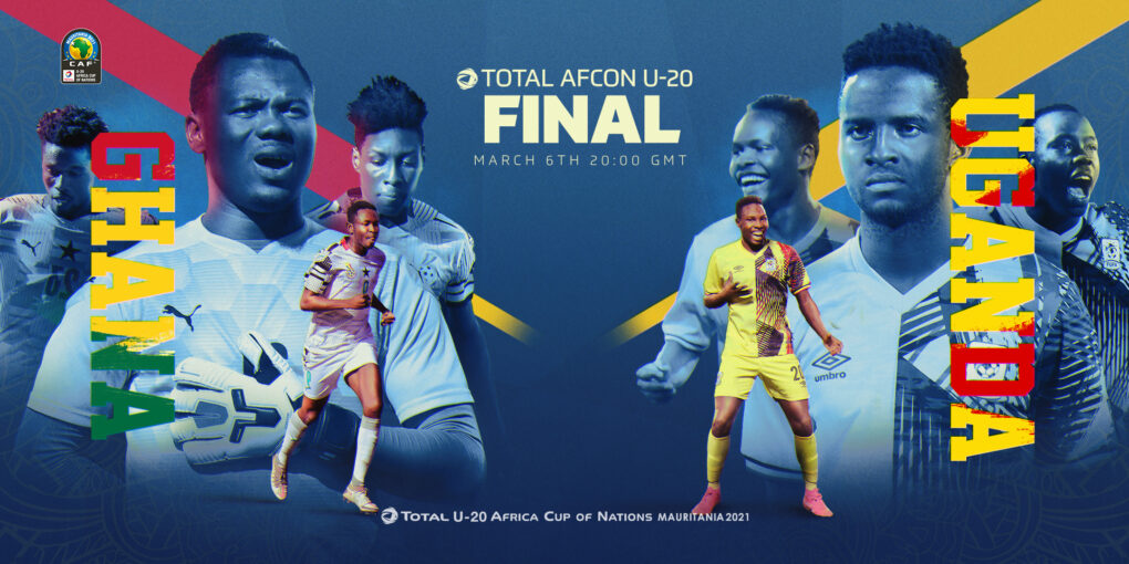 A Clash Of Champions As Ghana Takes On Uganda In AFCON Final – U 20