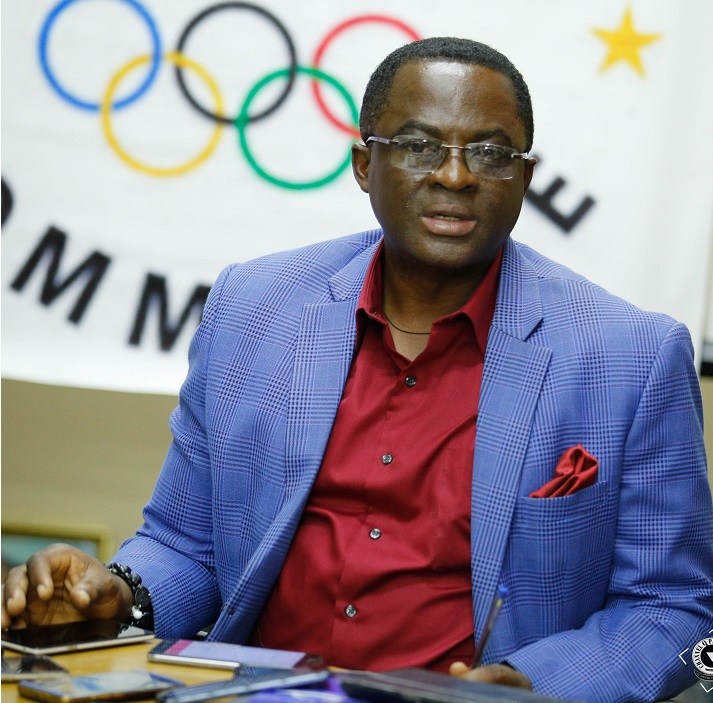 We Did So Much With Less Funding For Underfunded Sports – Ben Nunoo-Mensah
