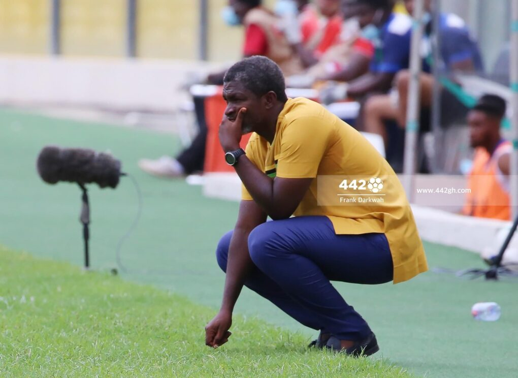 Kotoko demand $22,800 from former Coach Maxwell Konadu after sacking him