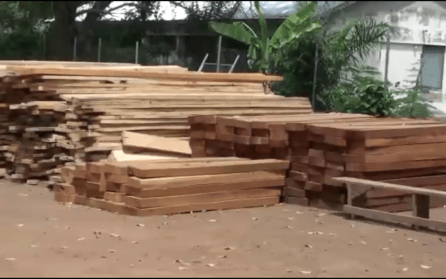 Processed Timber