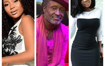 Akuapem-Poloo, Reggie Rockstone and Serwaa Amihere