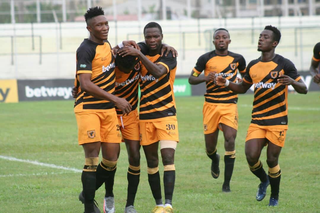 Miners Halt Phobians Fine Run In League With A 1 – 0 Win