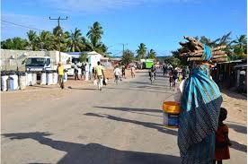 Mozambicans flee from unrest