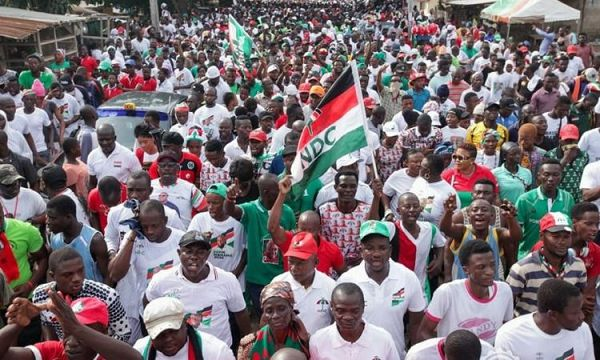 Full Text: Communique Issued At The End Of The NDC's Post Election Retreat