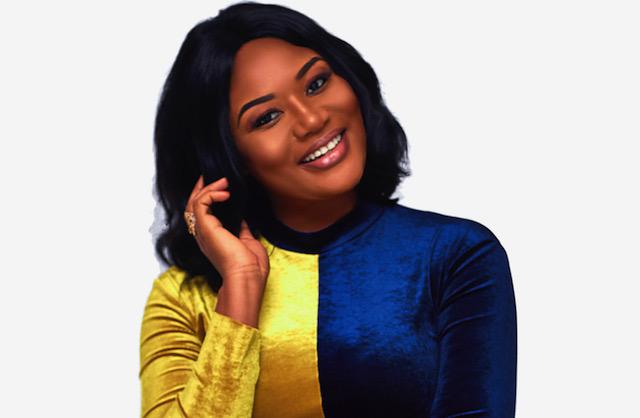Sandra Ankobiah Flaunts Her New Catch