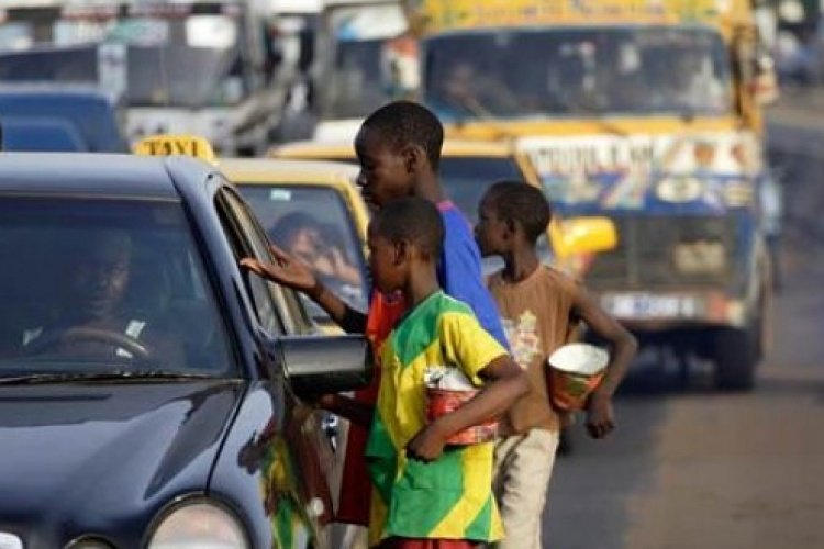 Accra's streets to be rid of child beggars- police reveals