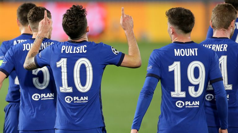 Pulisic Gets Chelsea Crucial Away Goal At Madrid