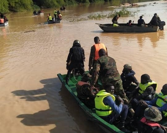 200 Soldiers Deployed To Battle Illegal Miners Again
