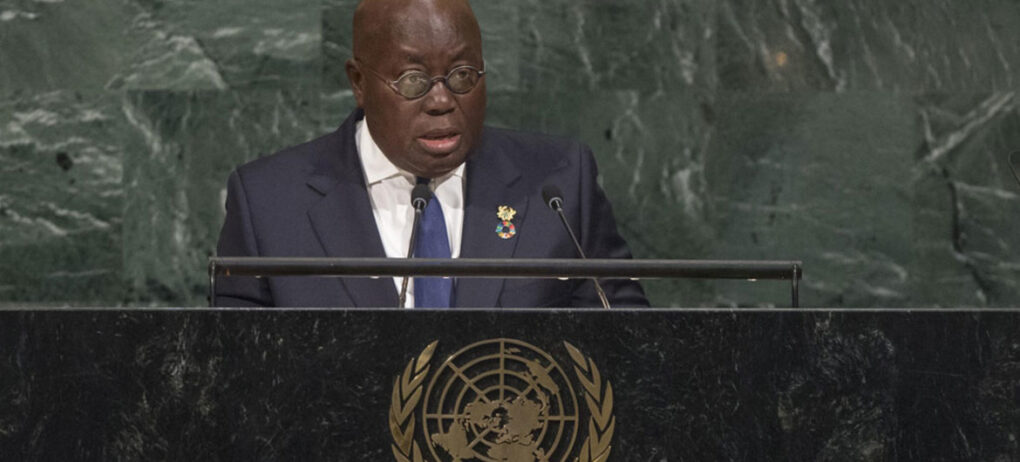 Ghana States Intentions To Be On UN Security Council
