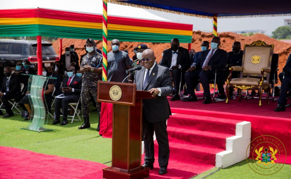 Go To Court If You Think Burning Your Excavators Is Illegal – Akufo-Addo