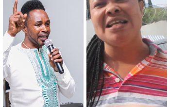 Nicholas Omane Acheampong and Nana Agradaa