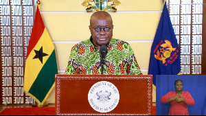 Full Text: President Akufo-Addo address No.26 on measures to fight Covid-19
