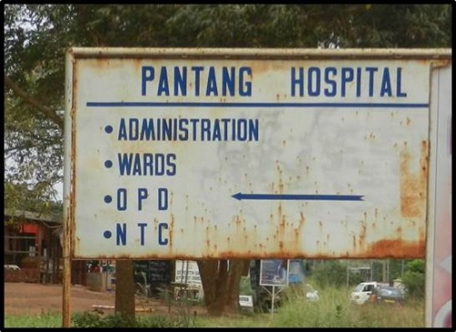Pantang Hospital Staff threaten to lay down tools over safety concerns