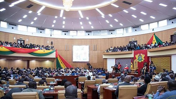 Minority MPs walkout to protest the approval of deputy ministerial nominees vetted on Green Ghana Day