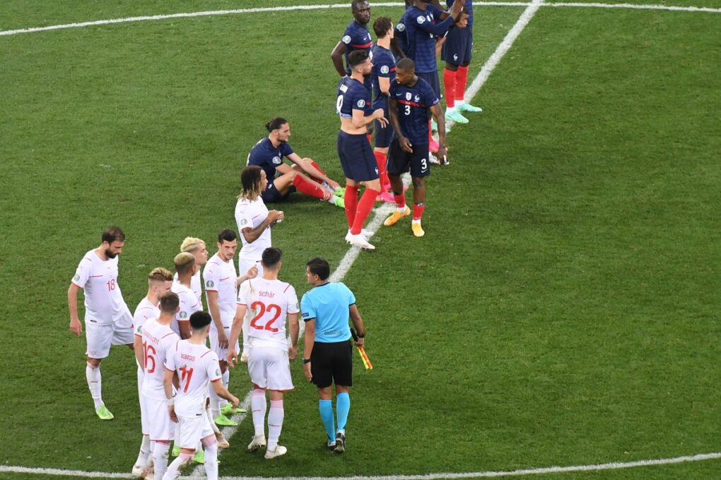 'Poster boy' Mbappe penalty miss sends France out of Euro 2020