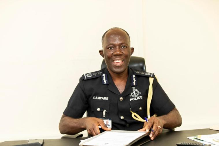 President directs IGP to proceed on leave as George Akuffo Dampare takes charge of Police