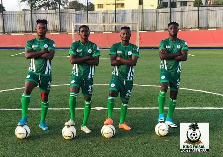King Faisal survive relegation as Liberty go down after 22 years in the top flight