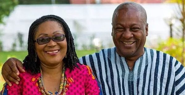 Majority Caucus chase Lordina Mahama to refund all allowances paid to her from 2012 To 2016